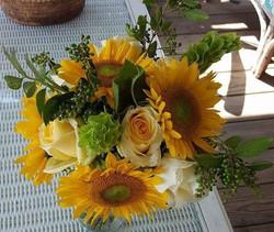 Sunny Sunflowers!