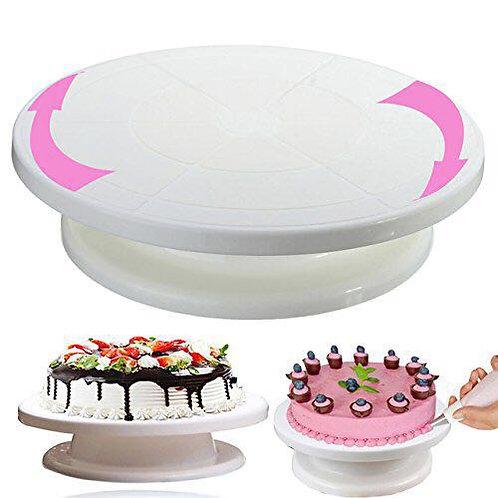 cake turn table