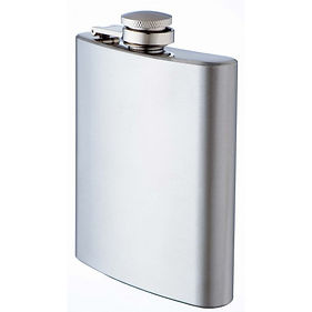 Corporate gift set of hip flask 4