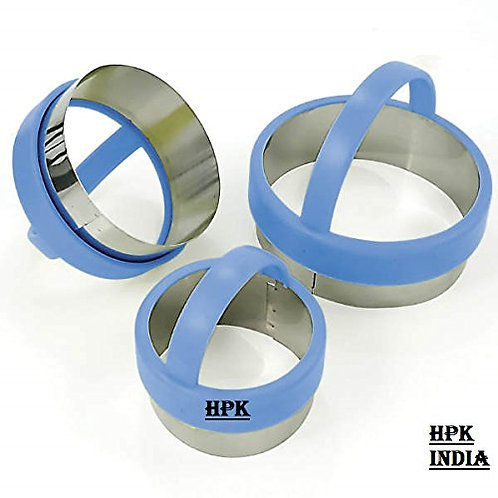 Round Circular Shaped Cookie Pastry Cutters