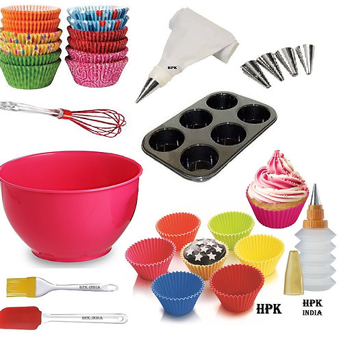 HPK LITTLE CHEF'S BAKING KIT (MI2)