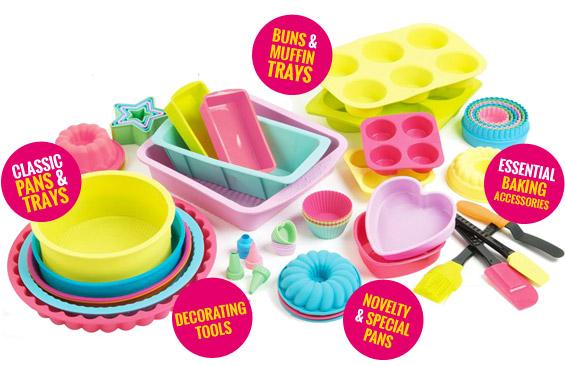 Bake-ware Kits