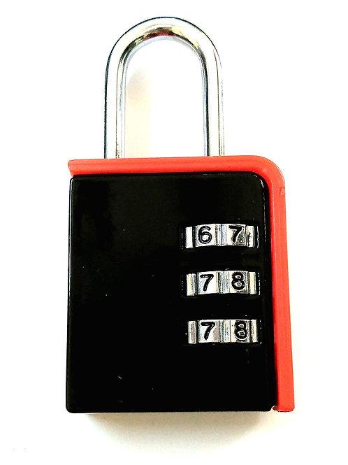 Pad lock for bags