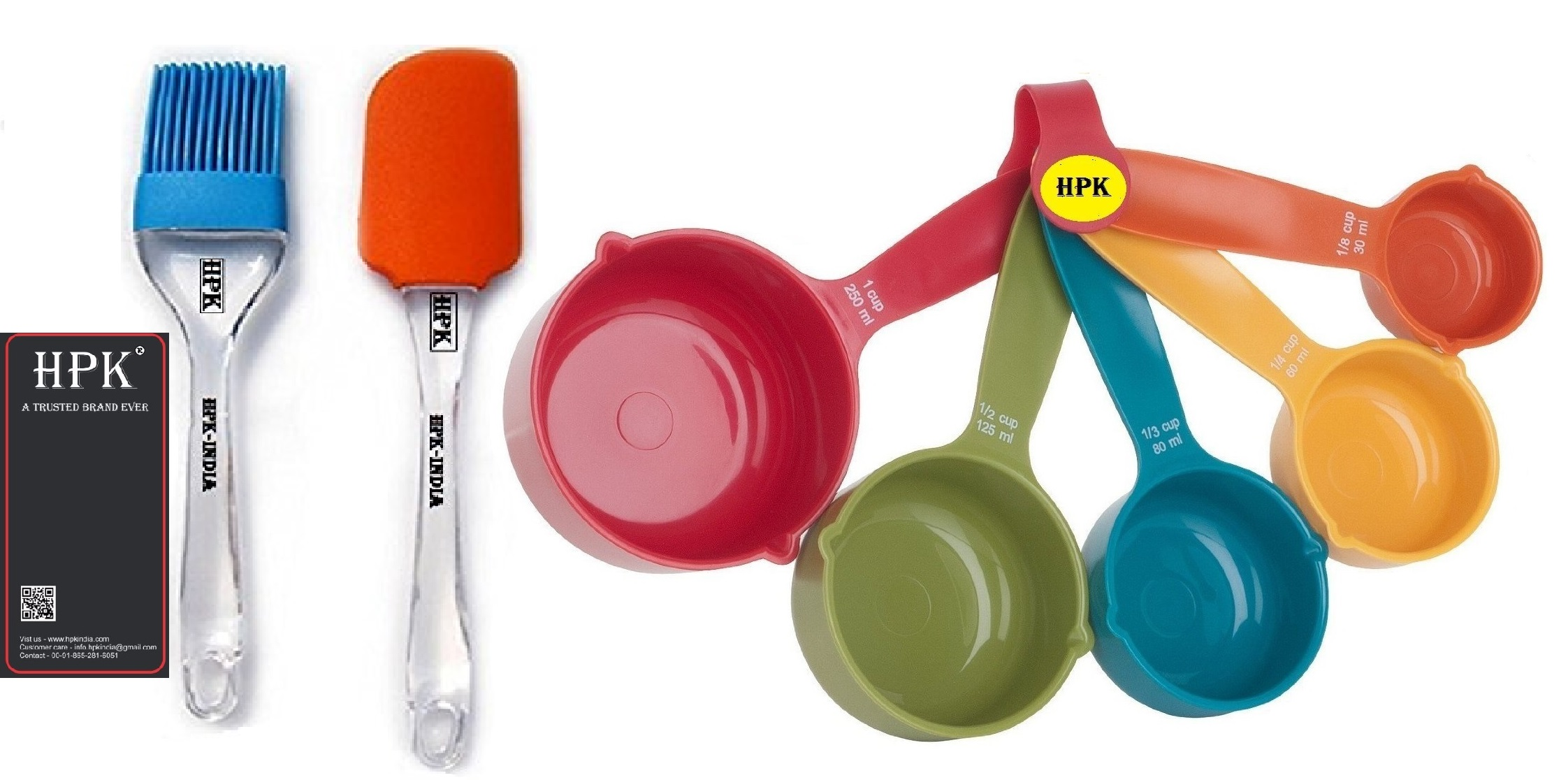 hpk-Measurement-Measuring-Cups-And-Spoons-with-pastry brush and spatula