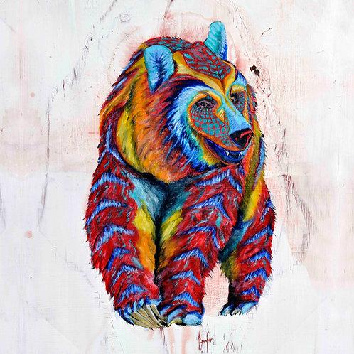 Rainbow Bear 2