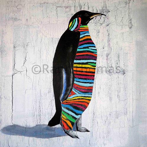 Rainbow Emperor Penguin 1