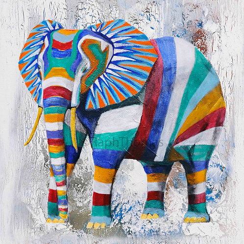 Warrior Elephant