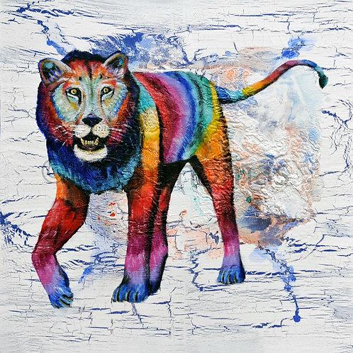 Rainbow Lion 4