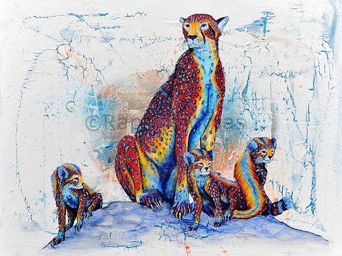 Mother of Mara (Cheetah Family)
