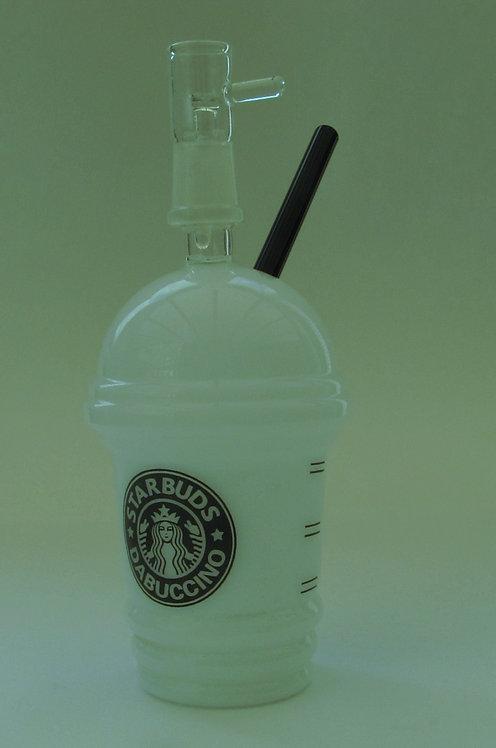 White Starbuds Dabuccino