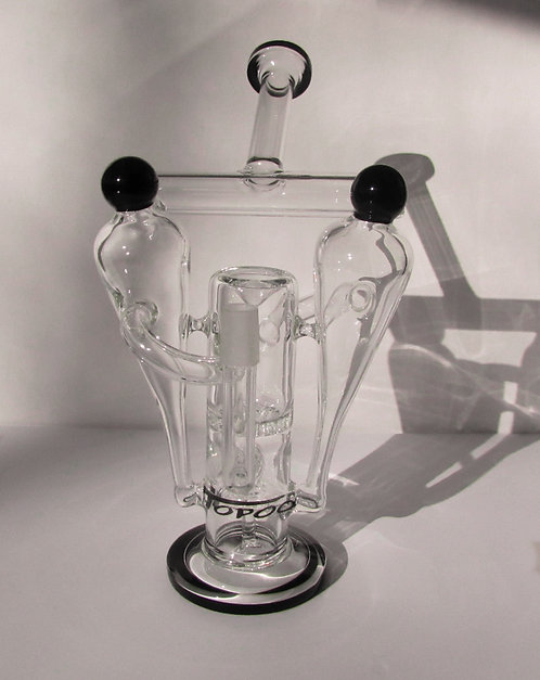 Black Wrapped Double Klien Honeycomb Recycler