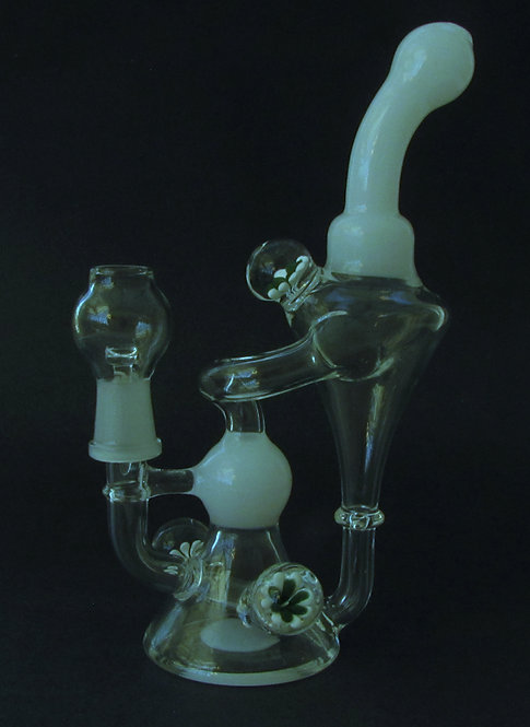 White A.I. Heady Whirlpool Recycler