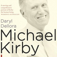 Michael Kirby book cover