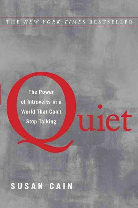 Quiet book cover