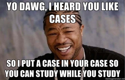 law case meme