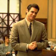 Jim Carrey from the film, Liar Liar