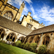 University of Oxford campus
