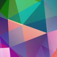 Colourful polygon