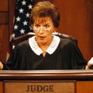 Working Hardly: The Wisdom of Judge Judy