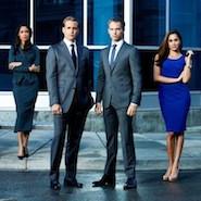 Suits TV cast