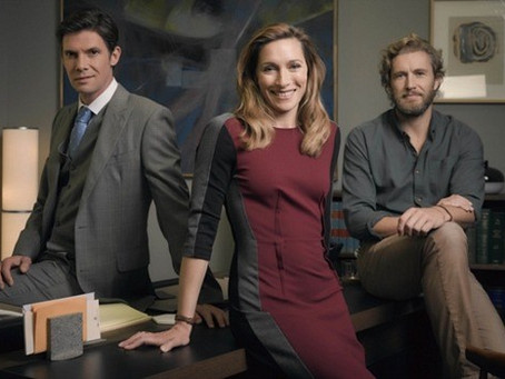Review: Newton's Law (ABC), Episode 1