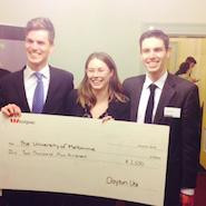 Melbourne Law School Wins Castan Human Rights Law Moot