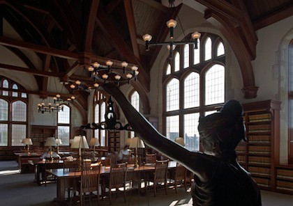Washington University law library