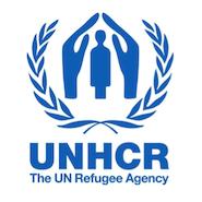 UN Refugee Agency logo