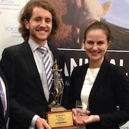 Bond takes out first Animal Law Moot title