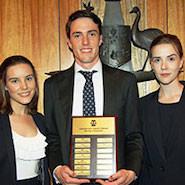 Nathan Lindsay, Eloise Gluer and Erin Gourlay