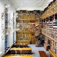 law library in Munich, Germany