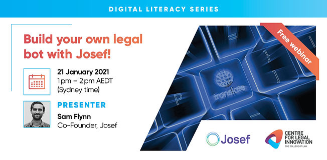 CLI Digital Literacy Series Josef Social