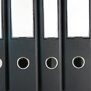 Black binder files