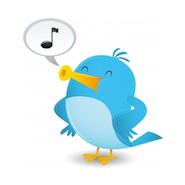 Twitter cartoon bird