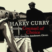 Harry Curry, Counsel of Choice book cover