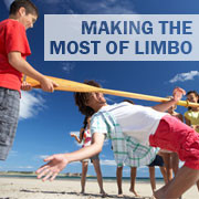 Making the most of limbo photo