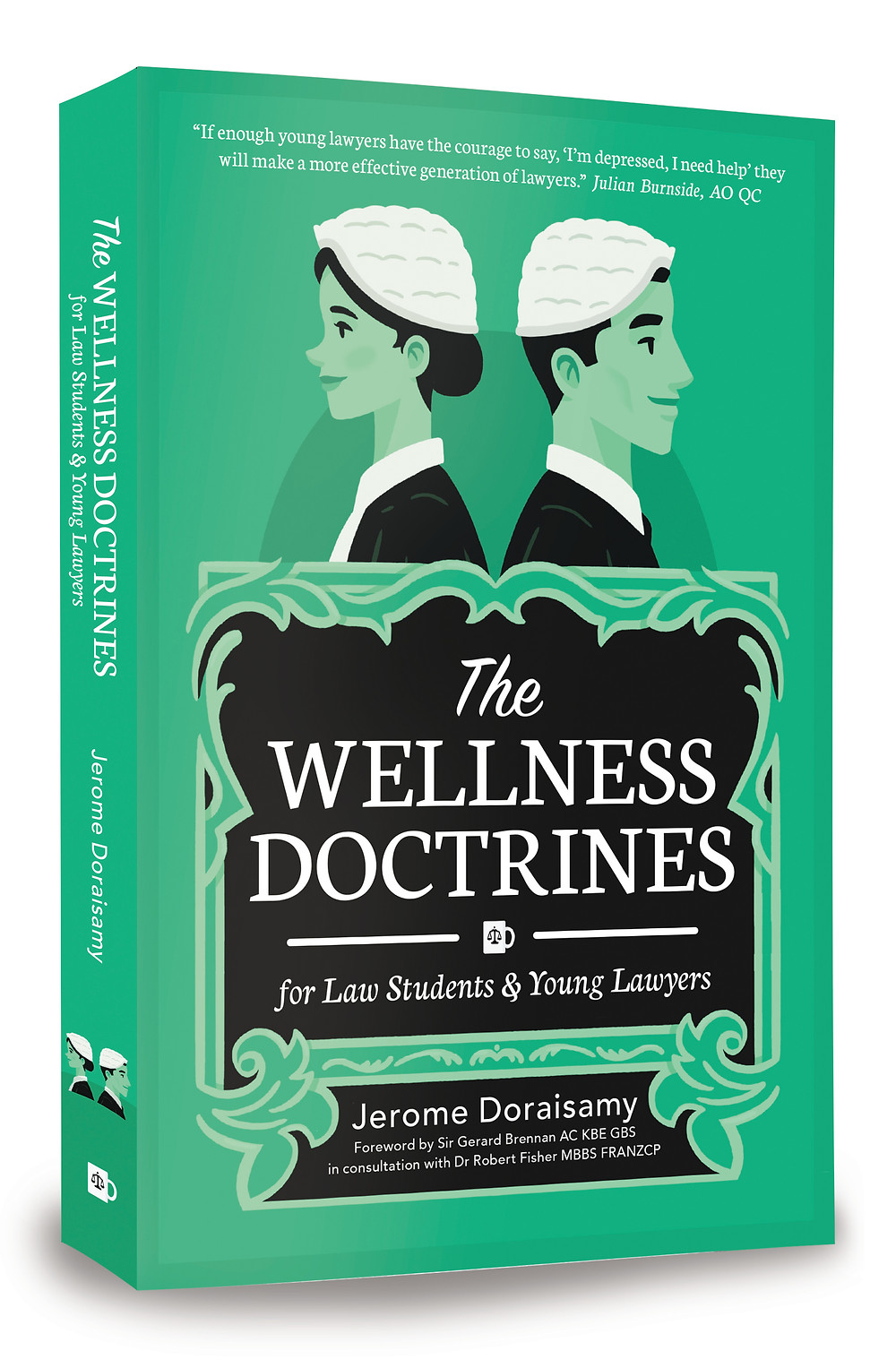 The Wellness Doctrines book cover