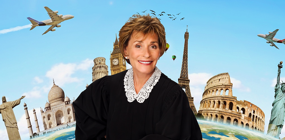 judge judy around the world