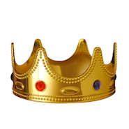 Toy crown