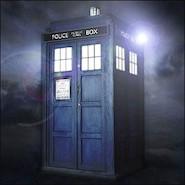The Tardis Doctor Who