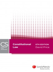 Book Review: Constitutional Law Case Summaries, 6th ed