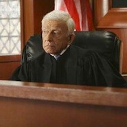 Judge Clark Brown from Boston Legal
