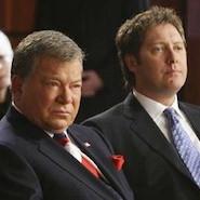 Denny Crane and Alan Shore