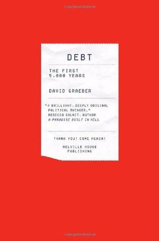Debt book cover