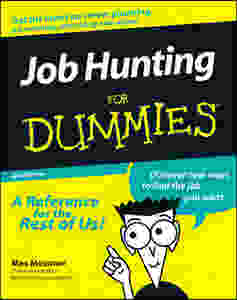 Job Hunting for Dummies cover