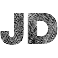 JD block letters