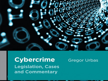 Review: Cybercrime: Legislation, Cases and Commentary