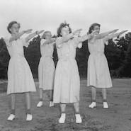 1950's fitness