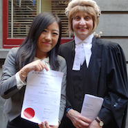 Newly Admitted Lawyer may be Victoria's Youngest Ever