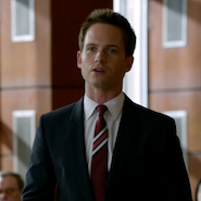 Mike Ross from Suits